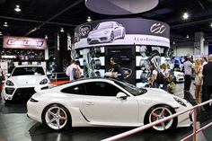 SEMA Auto Show 2012.  The Latest and greatest in the Car World