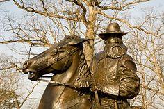 General Longstreet Gettysburg- photograph by Patti Hankins