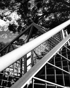 The bridge Geometry Perspective Bridge Blackandwhitephotography Blackandwhite Blackandwhite Photography Bnw Blacknwhite