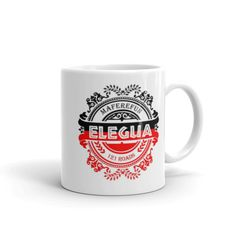 Items similar to Coffe Mug Eleggua Orisha Santeria Yoruba Religion Lucumi Ifa on Etsy Orisha, Tea Mugs, Coffee Mugs, Special Gifts, Great Gifts, Yoruba Religion, Premium Coffee, Godchild, Ceramic Mugs