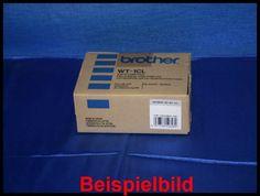 Brother WT-1CL Resttonerbehälter Auffangbehälter Tonersammler -A  - für Brother HL-2400C    Bilder zur Nutzung für private Auktionen z.B. bei Ebay. Gewerbliche Nutzung von Mitbewerbern nicht gestattet. Toner kann auch uns unter www.wir-kaufen-toner.de angeboten werden.
