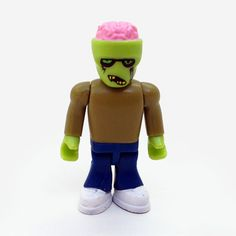 Character Building Zombie Micro-Figures Image