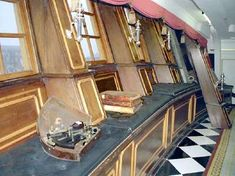 HMS Victory: The Great Cabin