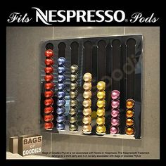 1000 images about nespresso accessories on pinterest nespresso coffee pods and stainless steel. Black Bedroom Furniture Sets. Home Design Ideas