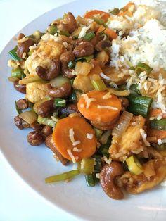 Recept: Kip Cashew – HealthyFoodByLau