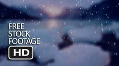 Free Stock Video Footage - Heavy Snowfall With Background HD Free Stock Footage, Free Stock Video, Film Images, Backgrounds Free, Video Footage