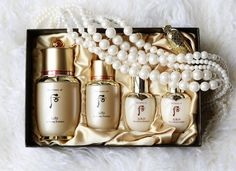 the history of whoo set