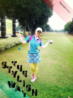 Golfing ~ Part of my life