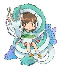 Chibi Spirited Away                                                                                                                                                                                 More