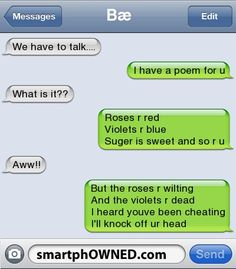 If this ever happens to me I must remember this poem. - Funny Text - - If this ever happens to me I must remember this poem. The post If this ever happens to me I must remember this poem. appeared first on Gag Dad. Funny Texts Jokes, Funny Texts Crush, Text Jokes, Cute Texts, Stupid Funny Memes, Funny Relatable Memes, Hilarious, Lol Text, Funny Text Conversations