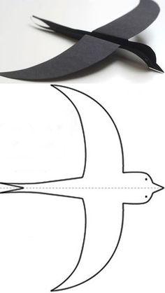 Schwalben flieger