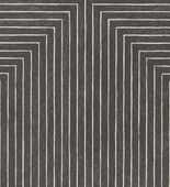Frank Stella  I would like something like this for straight line quilting.
