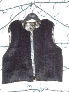 Gilet 101 - Burda addicts