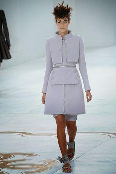 ANDREA JANKE Finest Accessories: Paris Haute Couture | CHANEL Fall/Winter '14/15 Haute Couture #Chanel #ChanelCouture #PFW #ParisHauteCouture #ParisCoutureWeek #HauteCouture