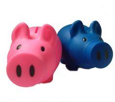 nose piggy banks