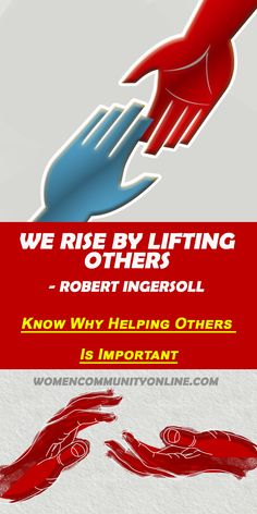 Always help someone because you might be the only one that does. We can tackle any crisis in life by staying affirmative and helping others. In this post, Know-why helping others is important? how helping others helps yourself? and how you can find your best opportunity to help others. Online Blog, Helping Others, Home Remedies, Opportunity, Finding Yourself, Community, Life, Women, Home Health Remedies