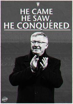 Sir Alex Ferguson, Manchester United