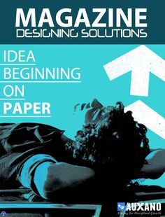 Magazine & Newsletter Designing Solutions