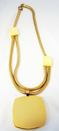 Vintage Lanvin 1970s Necklace