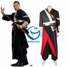 Rogue One: A Star Wars Story Chirrut Imwe Cosplay Costume   #rogueoneastarwarsstory #chirrutlmwe #cosplay #costume