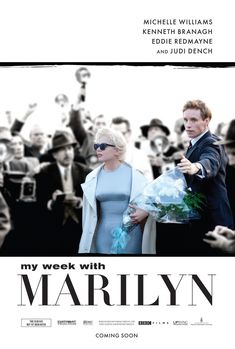 My Week With Marilyn: One of my favorite movies