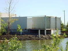 A brief description of our very first custom container home