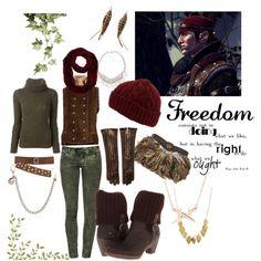 """Freedom Fighter ('Iorveth')"" by valtir on Polyvore"