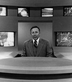 Al Schottelkottee was the king of local TV news in Cincinnati.