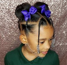Hairstyles Braided Black Natural Black Girl Hairstyles For Kids behindthechair Black Braided Hairstyles longhair Natural olaplex Black Kids Hairstyles, Kids Braided Hairstyles, Easy Hairstyles For Long Hair, Natural Kids Hairstyles, African Hairstyles For Kids, Little Mixed Girl Hairstyles, Lil Girl Hairstyles Braids, Girls Hairdos, Fashion Hairstyles
