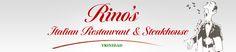 Rino's - in Trinidad....fun singing waiters!