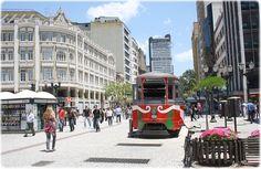 Rua das Flores Curitiba
