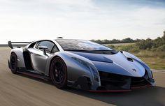 Lamborghini VENENO o carro mais rápido produzido pela marca