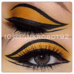 Pretty pretty eye makeup