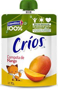Portafolio Alimentación Infantil Colombina 100%