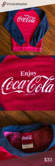 Vintage Coca Cola Classic Crewneck Sweatshirt Condition: 8/10 (Measurements available upon request!)   This is super soft!  Ships same or next day via USPS Priority Mail from sunny Orlando, FL :)  Please Note these are ACTUAL PHOTOS of the product listed.   Reasonable offers are warmly welcomed & your purchase is greatly appreciated!   Poshmark Ambassador   4.9 Top Rated Seller   Top 10% Seller   Top 10% Sharer Coca Cola Shirts Sweatshirts & Hoodies