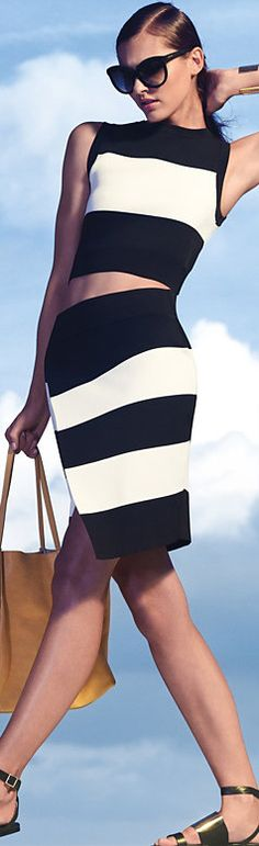 ALC Stripes | The House of Beccaria~