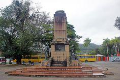 Monumento ao Imigrante, localizado na Praça da Bandeira. #joinville