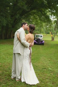 Southern Vintage Alabama Wedding