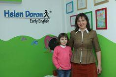 Din anii 2000 încoace, din ce în ce mai multe femei din România s-au lansat în afaceri, dețin funcții de top management, iar domeniul în care acestea excelează este strâns legat de educație. Helen Doron, Mai, English, English Language
