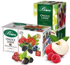 Herbaty owocowe Bifix