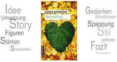 BücherKaffee: Rezension || Steirerland | Claudia Rossbacher