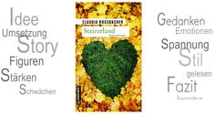 BücherKaffee: Rezension || Steirerland | Claudia Rossbacher