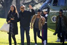 Pin for Later: 36 Times Sasha Was the Most Stylish Member of the Obama Family When She Proved Even First Daughters Love Their White Kicks