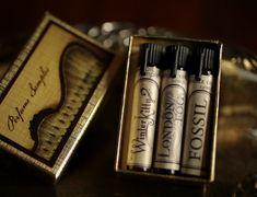 Natural Perfume Oil Samples  Mini Mix-and-Match von ForStrangeWomen