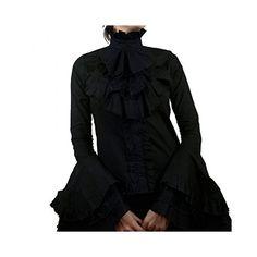 Victorian Inspired Shirt.  Crazyinlove.