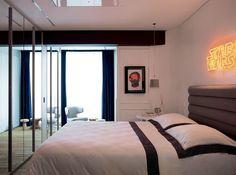 Décor cosmopolita em apto masculino de 67 m2 - Living Gazette