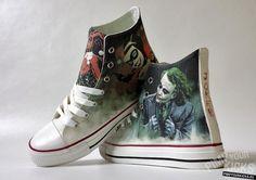 a089b3ba5d4da6 Custom Decorated Canvas Shoes von PimpYourKicksShop
