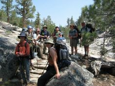 Yosemite Backpacking Trip - A Look Back To June 2007