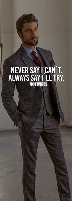 "Never say I can`t, always say I`ll try. <a href=""http://motivirus.com"">www.motivirus.com</a>"