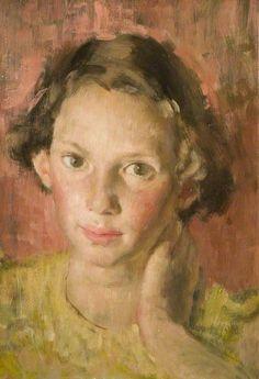 Caroline by Bernard Fleetwood-Walker R.A. (English 1893–1965)